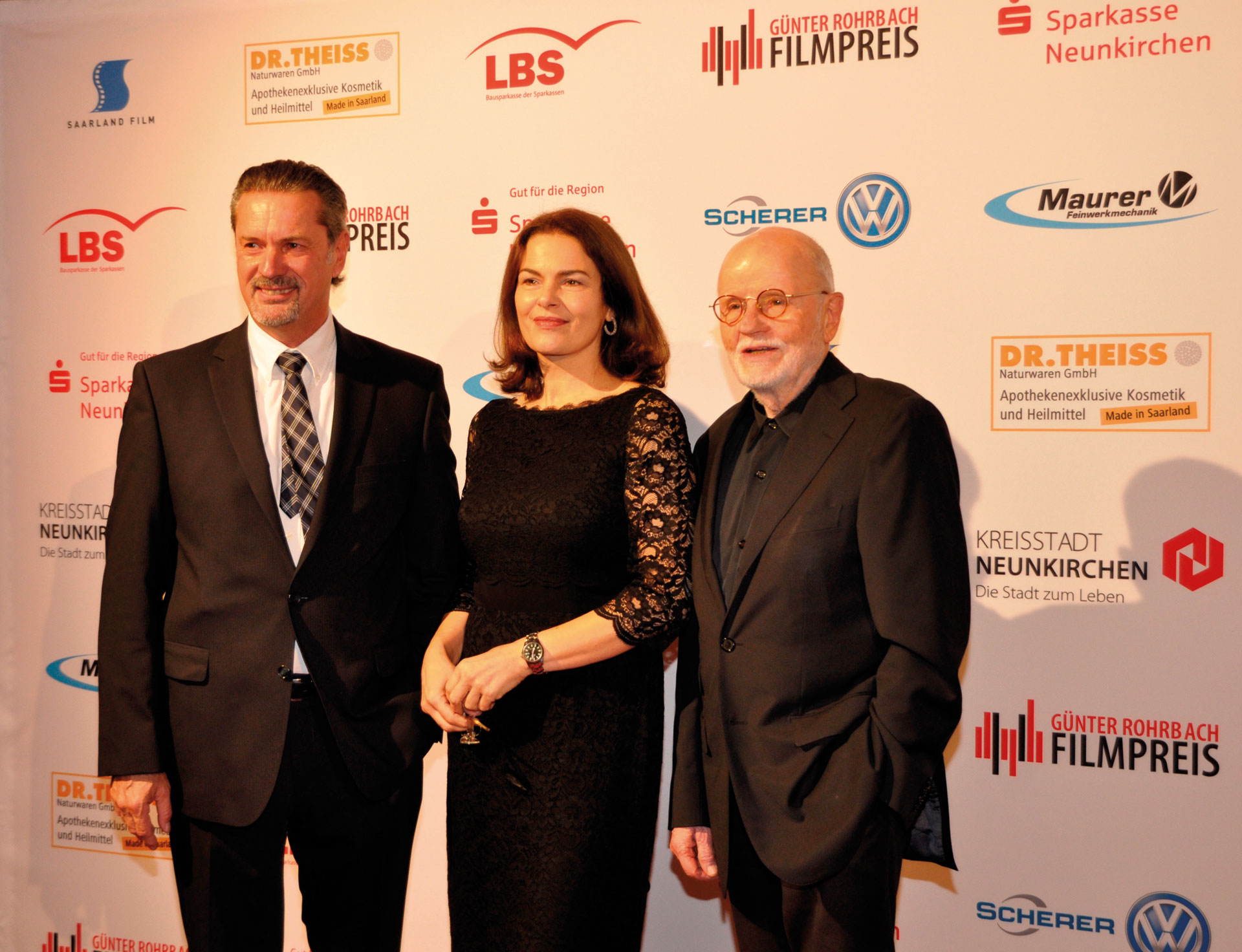 Über die Günter Rohrbach Filmpreis Stiftung